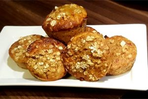 Pumpkin and Fruit Muffins
