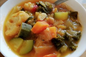 Spiced Autumn Soup